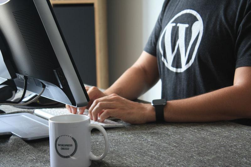 WordPress hemsidor. 9bureau.se
